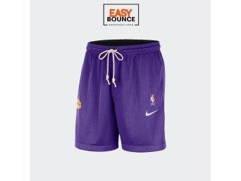 Двухсторонние шорты Nike NBA LA Lakers Standard Issue Reversible Short