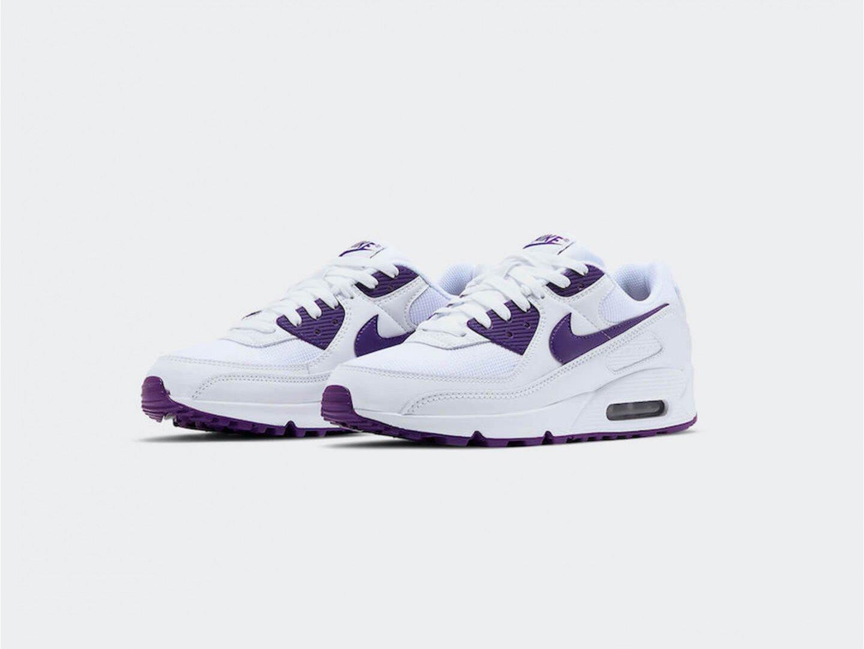 Кроссовки Nike Air Max 90 / court purple