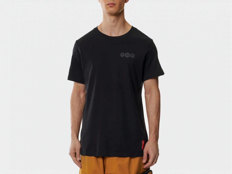 Футболка Nike KI Dry Tee Logo 2 / black