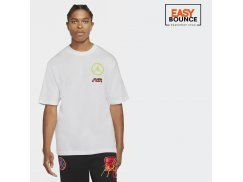 Футболка Air Jordan Sport DNA T-Shirt / white