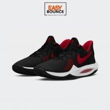 Кроссовки Nike Precision 5 / black, red, white