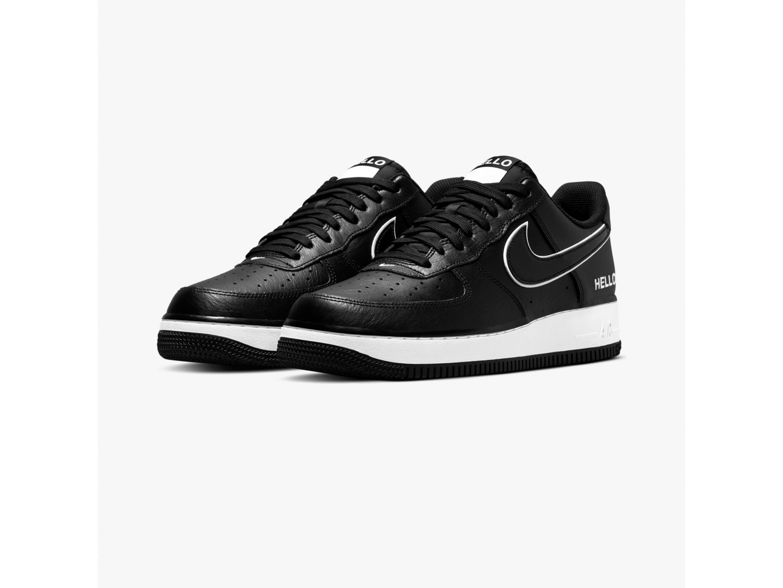 Кроссовки Nike Air Force 1 '07 LX Hello / black