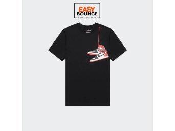 Футболка Air Jordan AJ1 Shoe Crew / black
