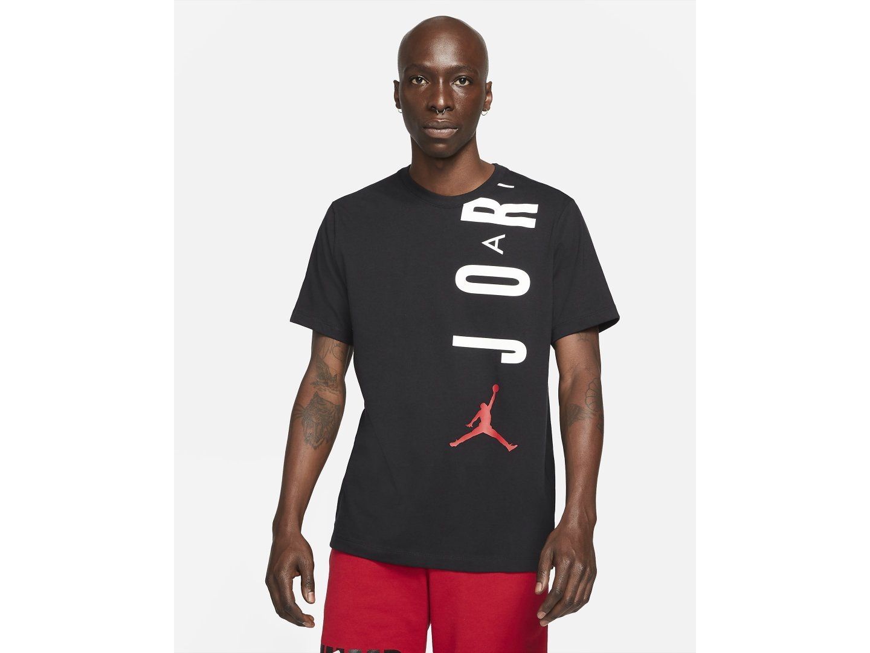 Футболка Air Jordan Stretch Short-Sleeve T-Shirt / black