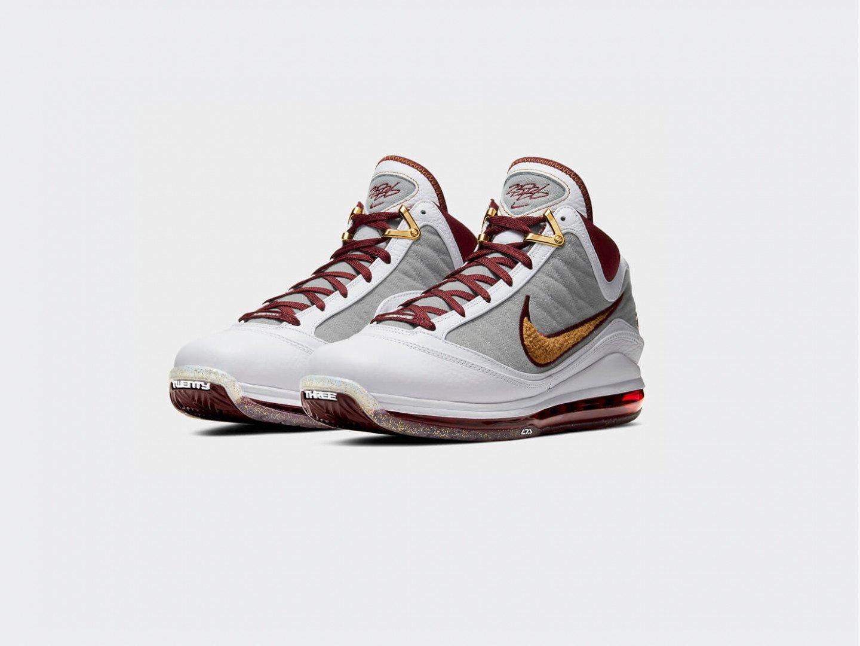 Кроссовки Nike LeBron VII QS MVP