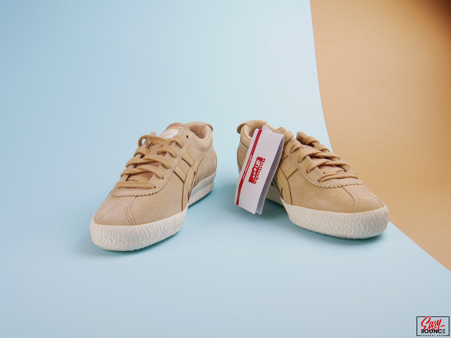 Кеды Onitsuka tiger Mexico Delegation, Beige