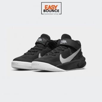 Кроссовки Nike Team Hustle D 10 FlyEase / black