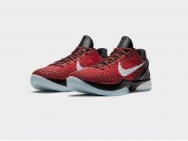 "Кроссовки Nike Kobe 6 Protro ""All-Star"" Challenge Red"
