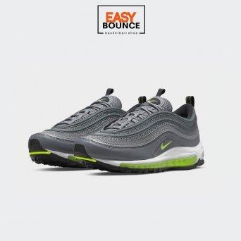 "Кроссовки Nike Air Max 97 ""Grey Neon"""