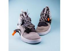 Мужские кроссовки Nike Air Force 270 / Wolf Grey