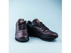 Женские кроссовки Reebok Classic Leather / black