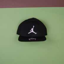Кепка Air Jordan  Jumpman Snapback Hat / black,white