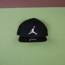 Кепка Air Jordan  Jumpman Snapback Hat / black,white