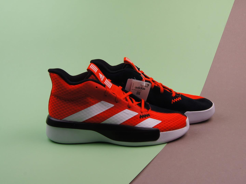 Кроссовки Adidas Pro Next 2019 K / red, black