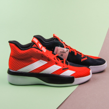 Кроссовки Adidas Pro Next 2019 K / red, black