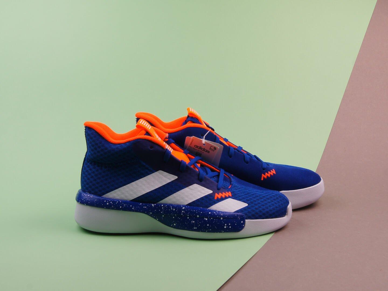 Кроссовки Adidas Pro Next 2019 K / blue