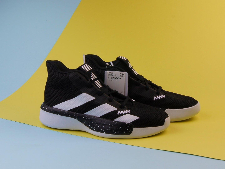 Кроссовки Adidas Pro Next 2019 K / black