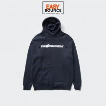 Толстовка The Hundreds Forever Bar Logo Pullover /navy