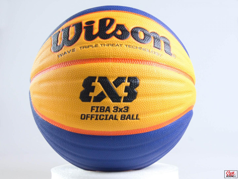Баскетбольный мяч Wilson FIBA 3x3 Official