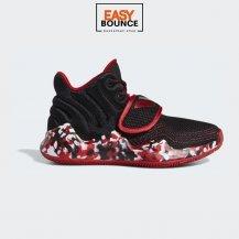 Кроссовки Adidas Deep Threat Shoes / black, red