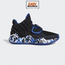 Кроссовки Adidas Deep Threat Shoes / black, blue