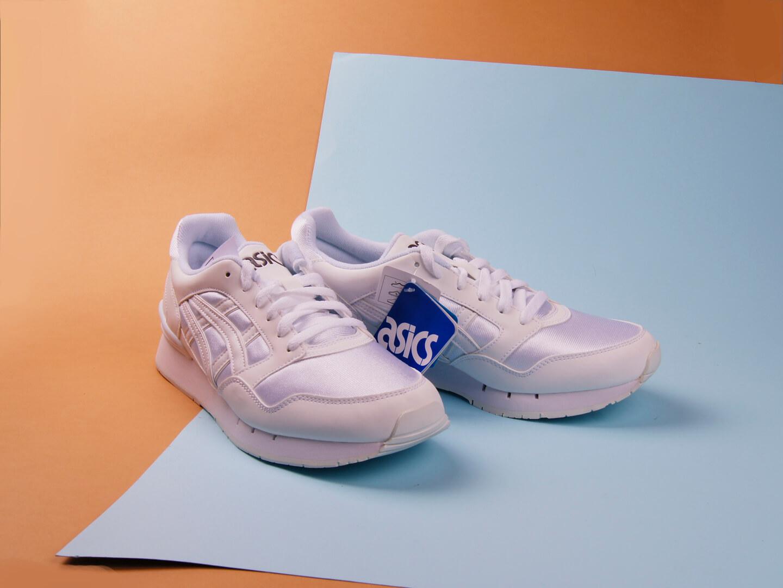 Мужские кроссовки Asics Gel-Atlanis, White