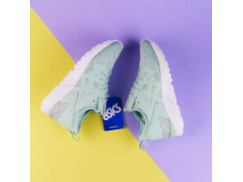 "Женские кроссовки Asics GEL-LYTE V NS, Gossamer Green ""Heather Mesh"""