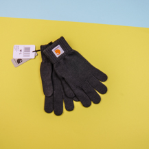 Перчатки Carhartt WIP Watch Gloves / black smith