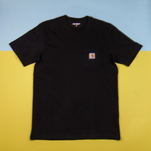 Футболка Carhartt WIP S/S Pocket / black