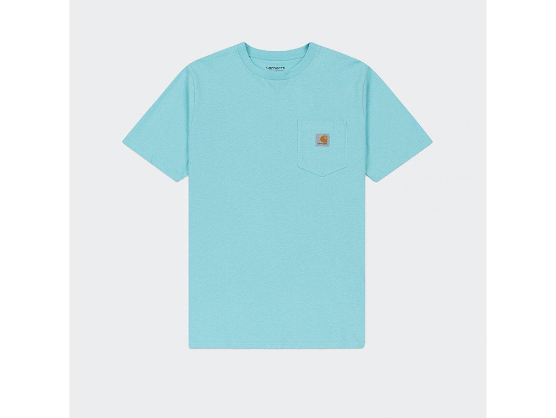 Футболка Carhartt WIP S/S Pocket T-Shirt WINDOW