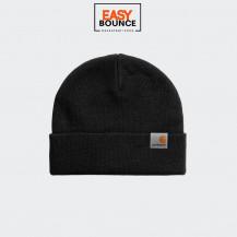 Шапка Carhartt WIP Stratus Hat Low / black