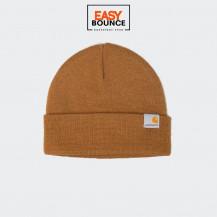 Шапка Carhartt WIP Stratus Hat Low / hamilton brown