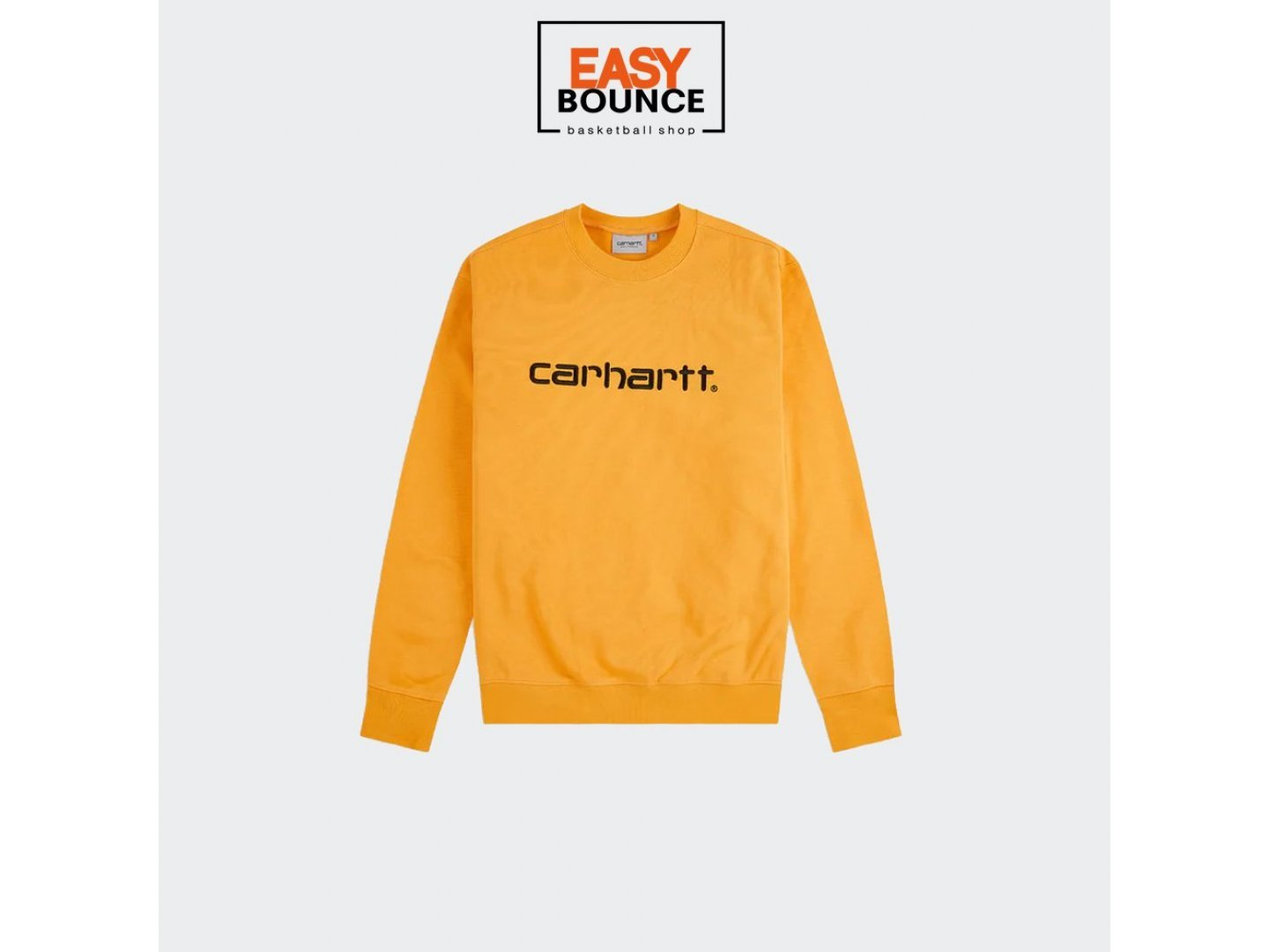 Свитшот Carhartt WIP Sweatshirt / sunflower, black
