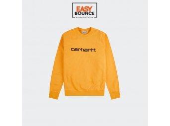 Свитшот Carhartt WIP Sweatshirt / sunflower, black