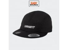 Кепка Carhartt WIP Turrell Cap / black, reflective grey