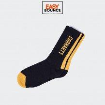 Носки Carhartt WIP Turner Socks / black, pop orange