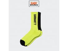Носки Carhartt WIP Turner Socks / lime, black