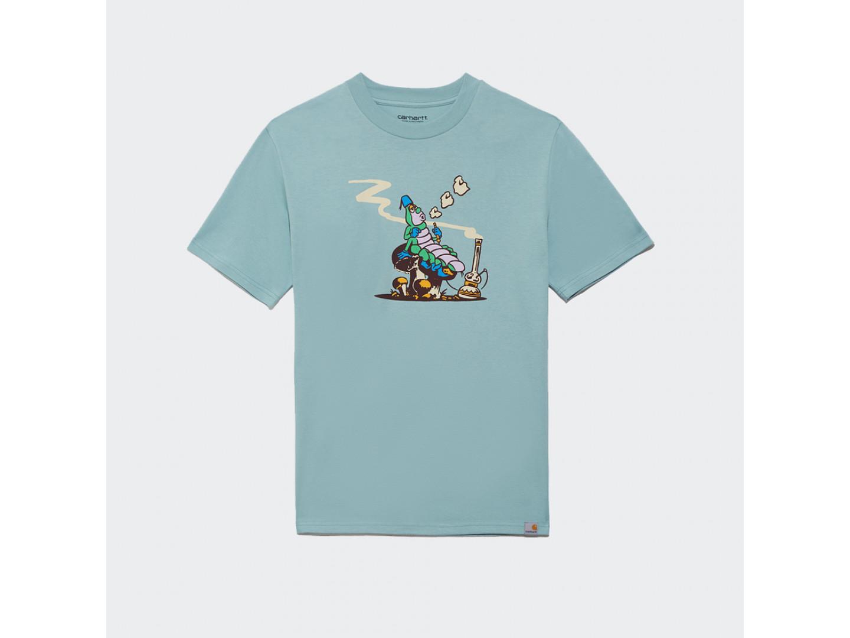 Футболка Carhartt WIP S/S Caterpillar T-Shirt ZOLA