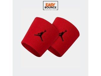 Напульсники Jordan Jumpman Wristbands / red