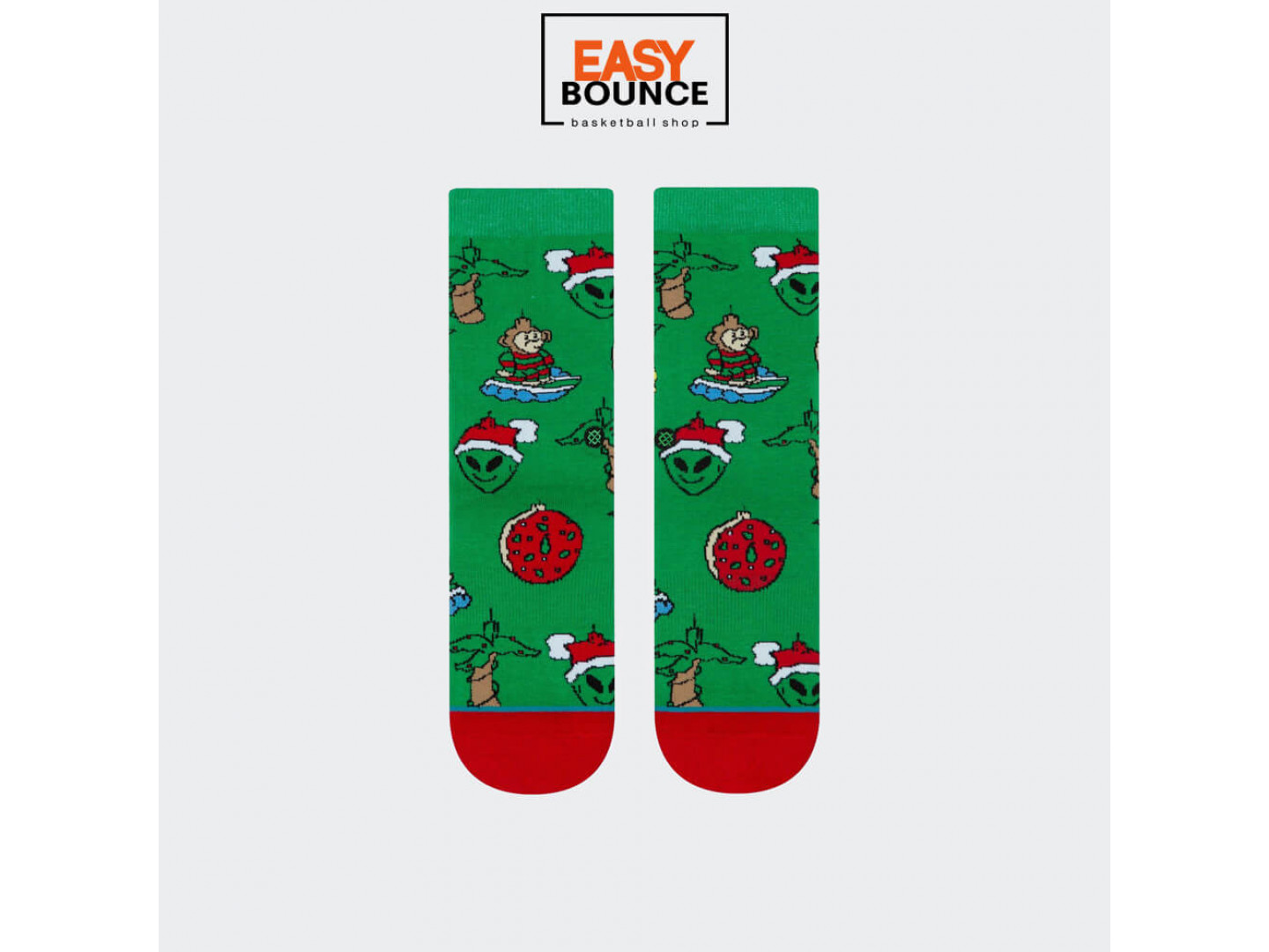 Женские носки Stance XMAS Ornaments Kids