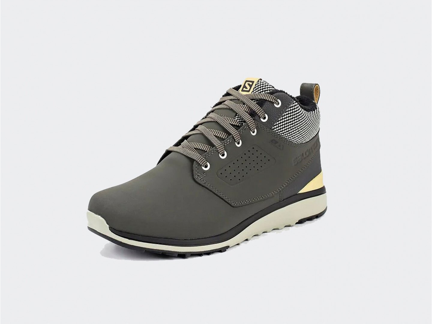 Ботинки Salomon Utility Freeze Cs Wp / peat, minera