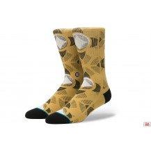 Мужские носки Stance Blue Cancun / gold