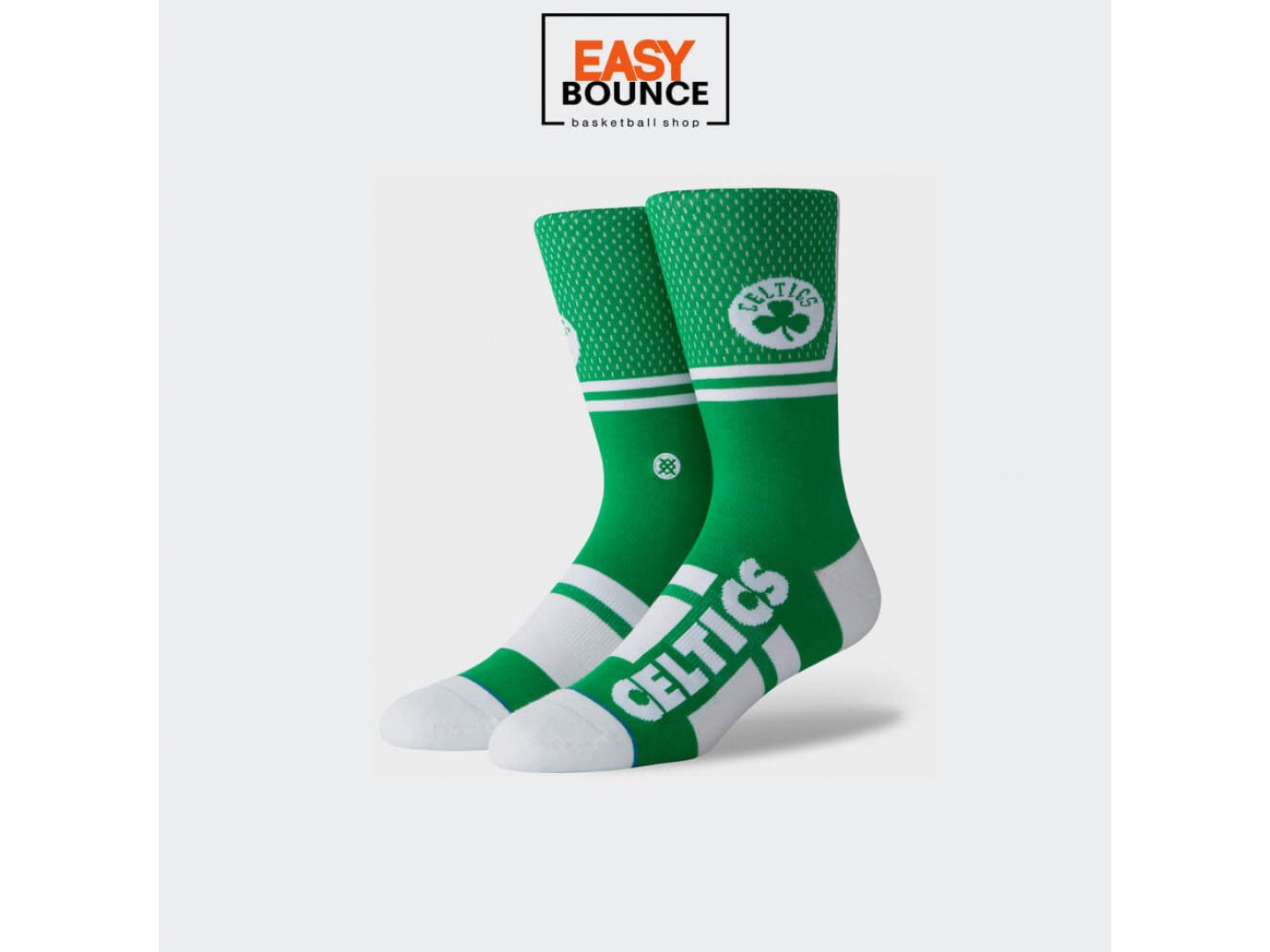 Мужские носки Stance NBA Arena Celtics Shortcut