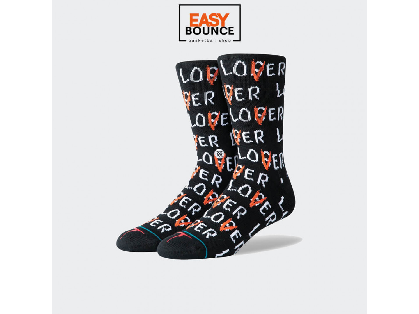 Мужские носки Stance Foundation Lover Loser