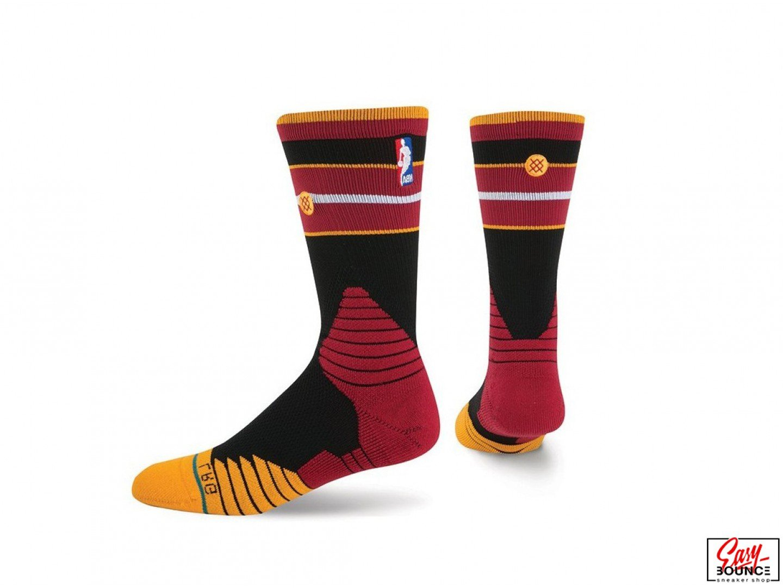 Мужские носки Stance  NBA Oncourt Core Crew HEAT