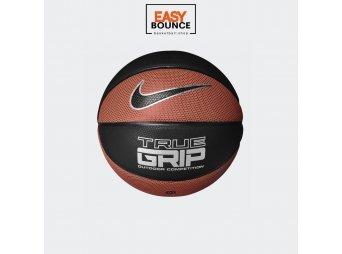 Баскетбольный мяч Nike True Grip OT 8P / black, amber