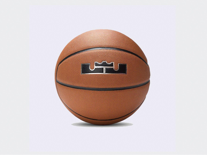 Баскетбольный мяч Nike Lebron All Courts 4P