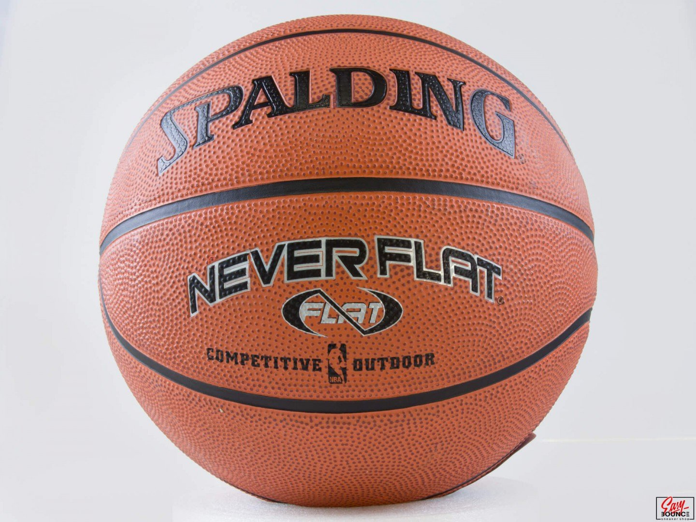 Баскетбольный мяч Spalding NBA Neverflat
