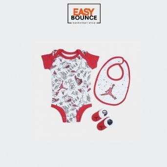 Одежда для малышей Air Jordan Baby Set Aop Fun Flight
