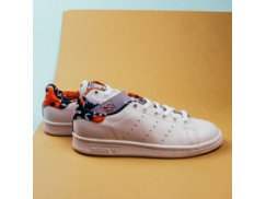 Женские кеды Adidas Stan Smith / white